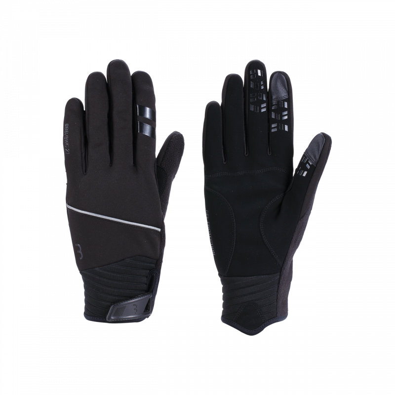 BBB ControlZone Cycling Gloves- Black-BWG-21