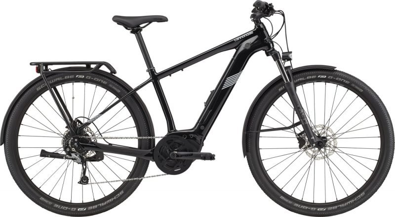 Cannondale Tesoro Neo X 3 Trekking Electric Bike.