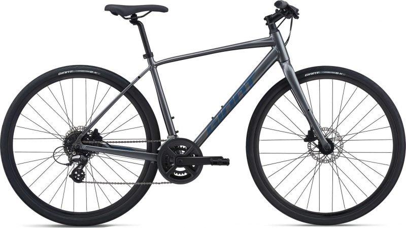 Giant Escape 2 Disc Hybrid Bike