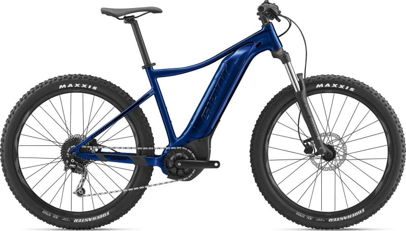 Giant Fathom E + 3 Electric Bike