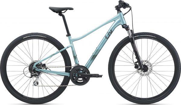 Liv Rove 3 Hybrid Bike