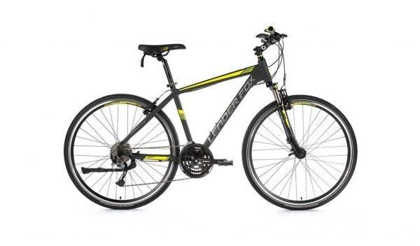Leaderfox Away Hybrid Bike - Grey