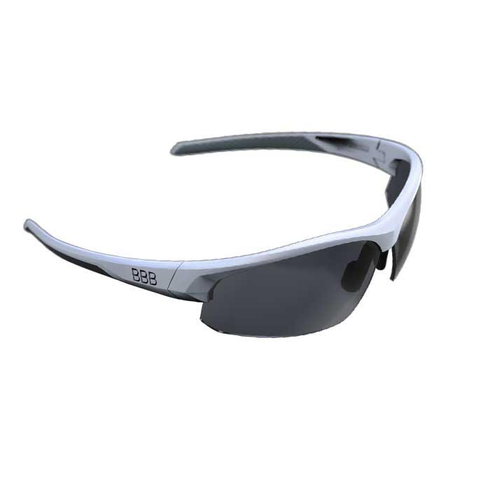 BBB Impress Cycling Glasses- White - BSG-5813