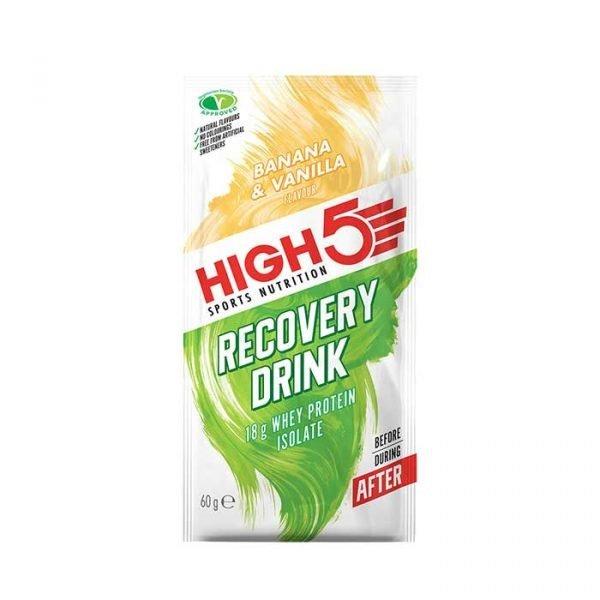 High5 Recovery Drink - Banana & Vanilla