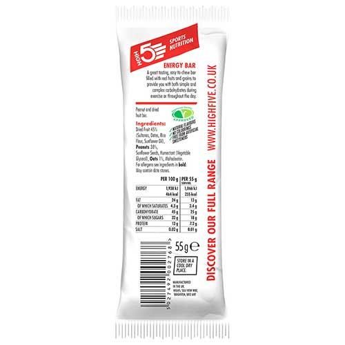 High 5 Energy Bar - Peanut