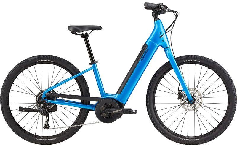 Cannondale Adventure Neo 4 Electric City Bike