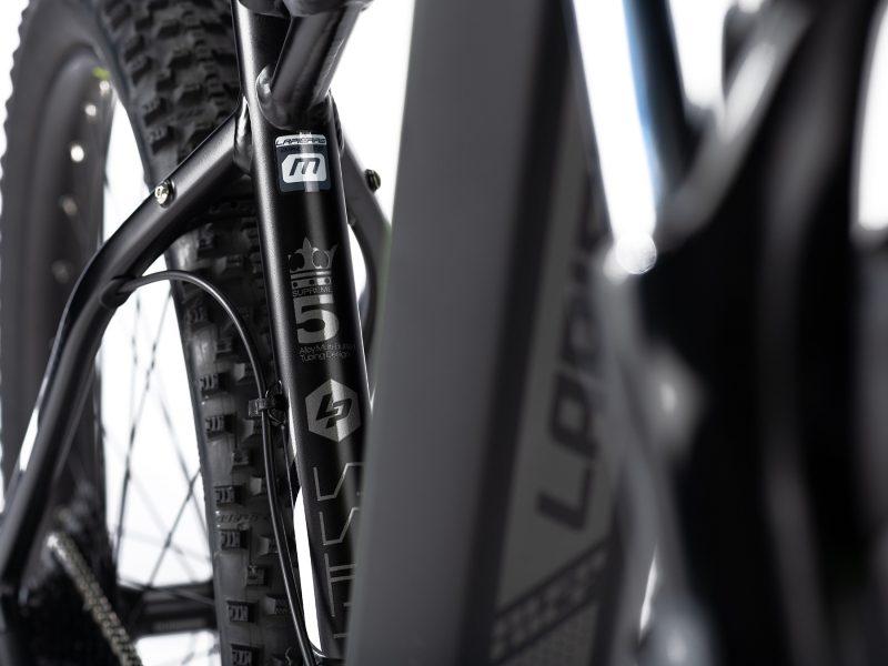 Lapierre Overvolt HT 5.5 27.5 Electric Mountain Bike