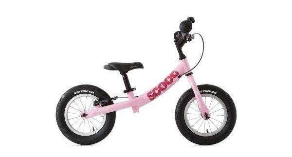 "Ridgeback Scoot 14"" Balance Bike - Pink"