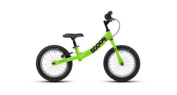 """Ridgeback Scoot 12"""" Balance Bike - Green"""